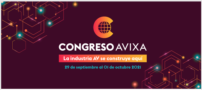 nsign.tv en el Congreso AVIXA 2021/09
